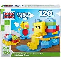 Building Blocks Box (120-Piece) (Mini Blocks 3+)