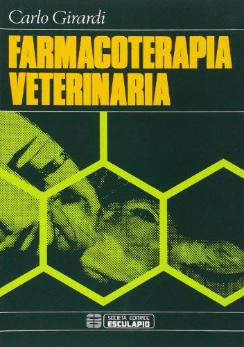 Farmacoterapia veterinaria por Carlo Girardi