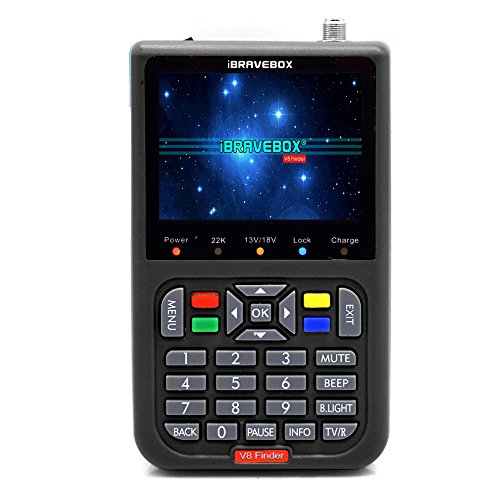 KKmoon Digital Satellite Finder mit 3,5-Zoll-LCD-Digitalanzeige