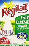 Régilait Lait Ecrémé en Poudre 750 g
