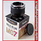 Kenko 2x CFE Macro Teleplus MC7 MC 7 Converter -- Canon FD