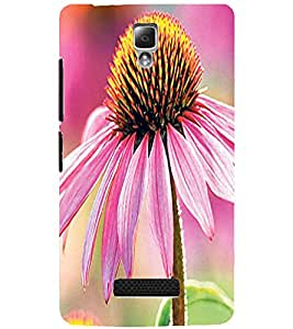LENOVO A2010 FLOWERS Back Cover by PRINTSWAG
