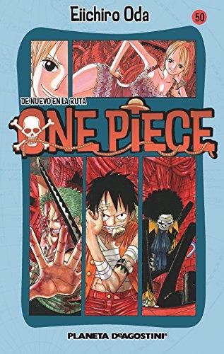 One Piece nº 50: De nuevo en la ruta (Manga Shonen) por Eiichiro Oda