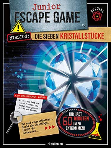 Junior Escape Game: Die sieben Kristallstücke