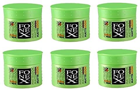 FONEX HAIR SHAPER WAX (for Matte 100g