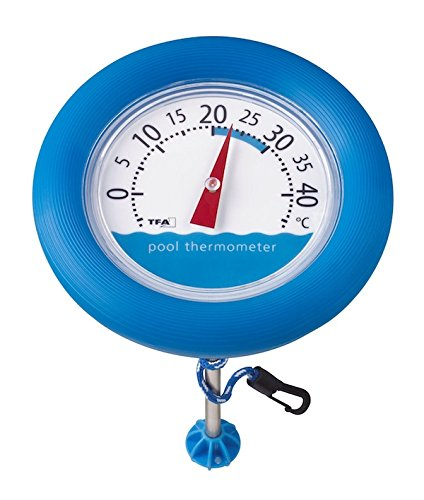 TFA Dostmann 40.2007 Poolwatch Schwimmbadthermometer