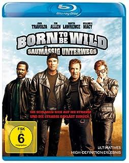 Born to be wild - Saumäßig unterwegs [Blu-ray]