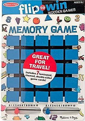 Melissa & Doug - 12090 - Loisir Créatif - Memory Game [Jouet]