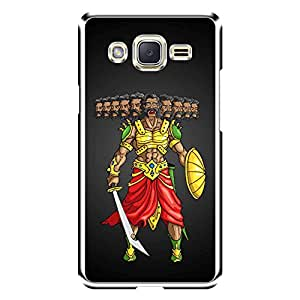 """MOBO MONKEY Designer Printed 2D Transparent Hard Back Case Cover for """"Samsung Galaxy J2"""" - Premium Quality Ultra Slim & Tough Protective Mobile Phone Case & Cover"""
