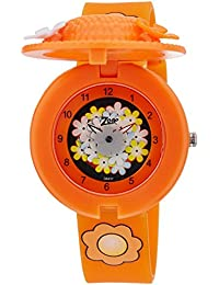 Zoop Analog Multi-Color Dial Children's Watch -NKC4032PP03