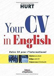 Your CV in English : Votre CV pour l'international