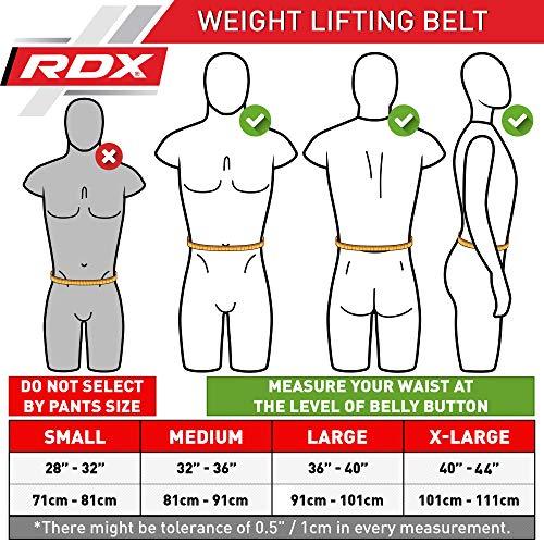 Zoom IMG-3 rdx sollevamento pesi cintura fibbia