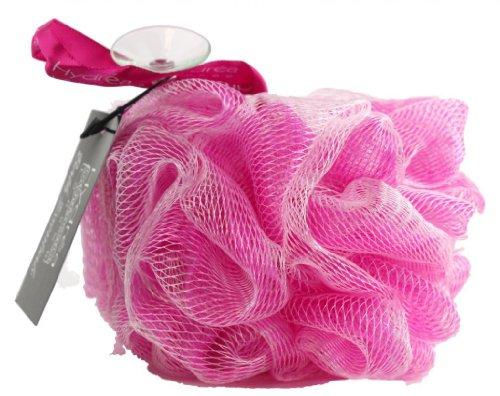 Hochwertiger Körperpeeling Puff/ Peeling Schwamm- Rosa- Bad und Dusche - Dusche Puff