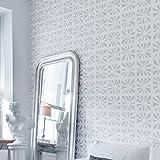 Spark dekorative Wandschablone - Schablonen für wände - Maler Schablonen