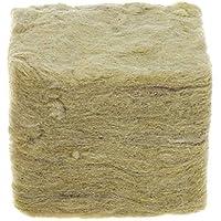 KunmniZ® - 1 Unidad de Cubos de propagación de Lana Rockwool Hydroponic Grow Media de Cultivo sin jabón plantación