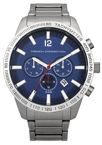 french-connection-fc1236usm-reloj-para-hombres-correa-de-acero-inoxidable-color-plateado