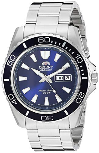 Orient Men's Automatic Stainless Steel Casual Watch(Model: FEM75002DW)