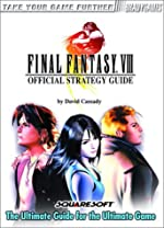 Final Fantasy VIII Official Strategy Guide de David Cassady