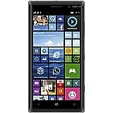 Nokia Lumia 830 Smartphone (5 Zoll (12,7 cm) Touch-Display, 16 GB Speicher, Windows 8.1) schwarz