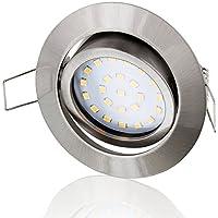 HAVA Faretto LED da incasso in acciaio