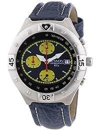 Shaon 22-6910-99 - Reloj de cuarzo para hombres, color azul