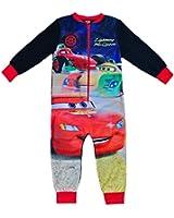 Boys Disney Pixar Cars Lightning Mcqueen Onesie 1 to 5 Years W15