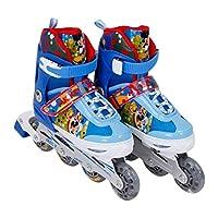Disney Mickey Mouse Inline Skates - Dcy21182-A 35-38 Eu, Multi Color