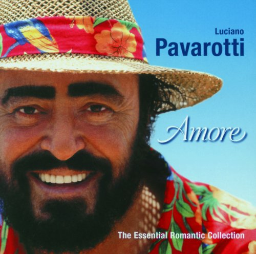 Luciano Pavarotti - Amore (2 CDs)
