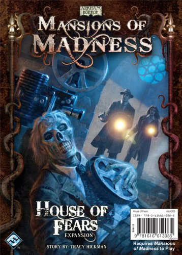 Mansions Of Madness: House of Fears Expansion