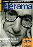 t?l?rama n?2283 13 10 1993 woody allen l europe m a sauv?