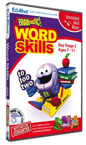 BRAINtastic! Word Skills KS2 (PC CD) Test