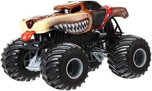 am Monster Mutt Brown Die-Cast Vehicle, 1:24 Scale by Hot Wheels ()