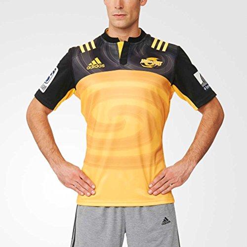 adidas Herren Wellington Hurricanes Auswärts/Rugby-trikot