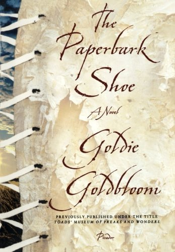 Paperbark Shoe, The by Goldie Goldbloom (1-May-2011) Paperback