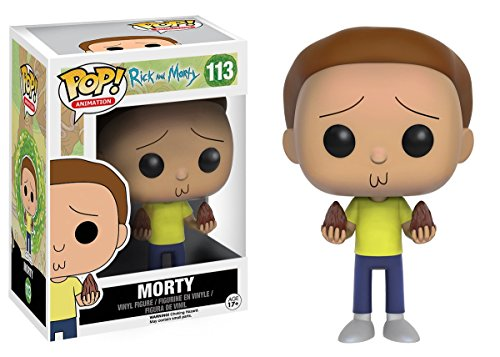 Funko Pop Morty (Rick & Morty 113) Funko Pop Rick & Morty