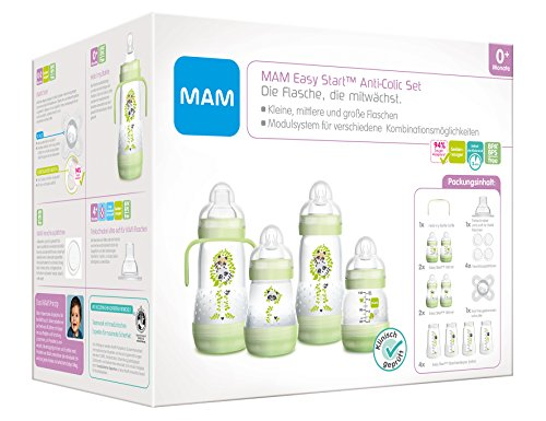 MAM 66298000 - Anti-Colic Starter-Set