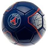 Paris St Germain Footballl Size 5 Club Crest 26 Panel Stitched Official Product