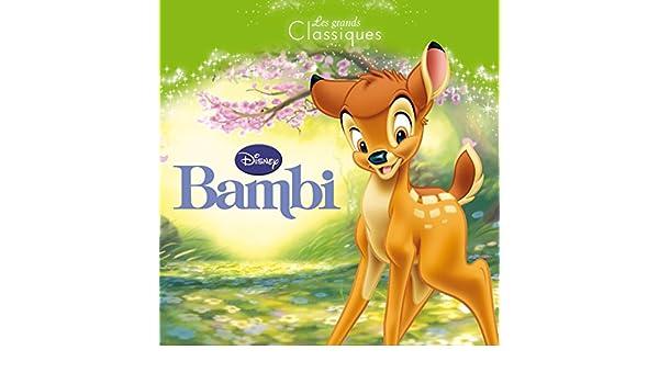Amazon in: Buy Bambi - les grands classiques disney Book