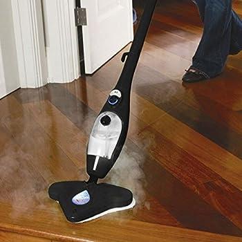 H2o Mop X5 5 In 1 Portable Steam Mop Multi Purpose Floor