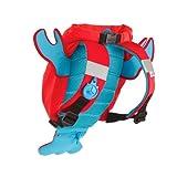 Trunki Ride-on Suitcase und PaddlePak Koffer-Set, 18 Liter, Rot - 6