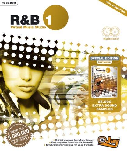 eJay R&B 1 Virtual Music Studio