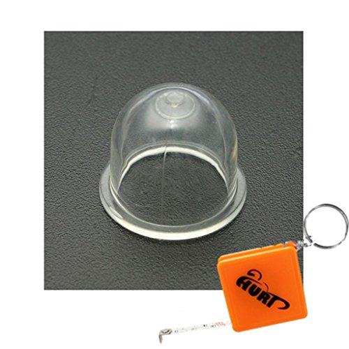 HURI 5x Primer Zündkapsel Pumpe für 3ps 52 ccm Vergaser passend für Motorsense Forester Rotfusch Tarus Fuxtec Brast Timbertech Aram-Trade Mc Dillen BC52 BC520 +