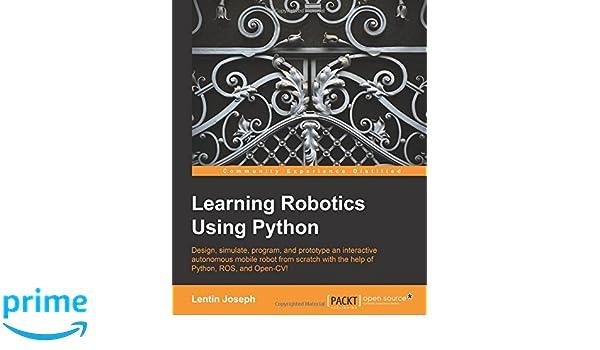 Learning Robotics Using Python (English Edition): Amazon.de ...