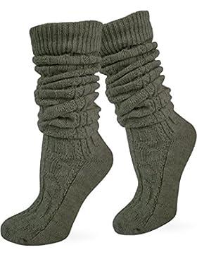 Oktoberfest Socken Trachten aus Baumwolle und Leinen