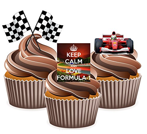 keep-calm-and-love-formula-1-edible-stand-up-cup-cake-toppers-pack-of-12