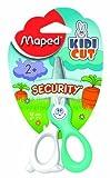 Maped Kidikut Sicherheit Schere Fiberglas, Klingen, 43/10,2cm, verschiedene Farben (037800) von Maped Usa Office Produkt
