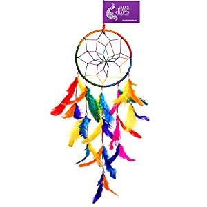 Asian Hobby Crafts Dream Catcher Wall Hanging - Odyssey