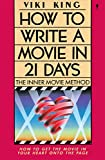 How to Write Movie in 21 Days price comparison at Flipkart, Amazon, Crossword, Uread, Bookadda, Landmark, Homeshop18