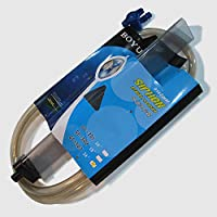 Jainsons Pet Products BOYU Instant Siphon Gravel Cleaner GC-303 Vacuum Aquarium Gravel Cleaner for Small to Large…