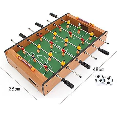Sun lamps- Tabla Futbolín Máquina de fútbol para niños de la bola de escritorio Juegos de juguete de regalo